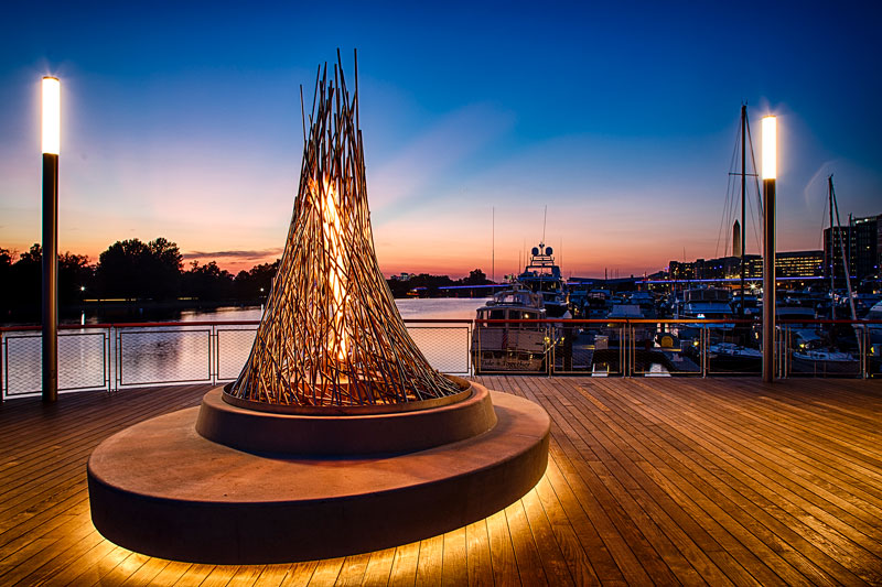 The Torch at The Wharf on the Southwest Waterfront - Dining and Shopping Destination in Washington, DC
