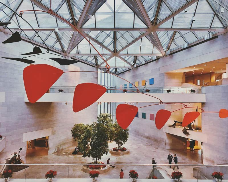 Discover Modern Art At The National Gallery Of Art East
