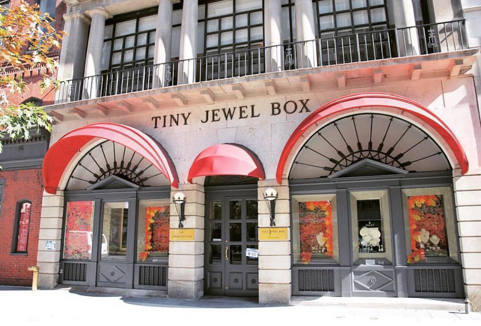 Tiny Jewel Box - Shopping in Washington, DC