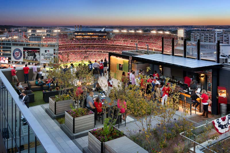 The 20 Best Rooftop Bars Amp Restaurants In Dc Washington Org