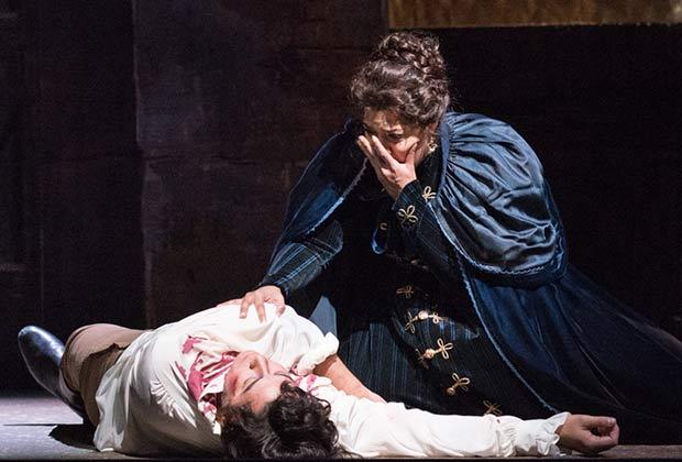 Washington National Opera: Tosca at the Kennedy Center - Performing arts in Washington, DC