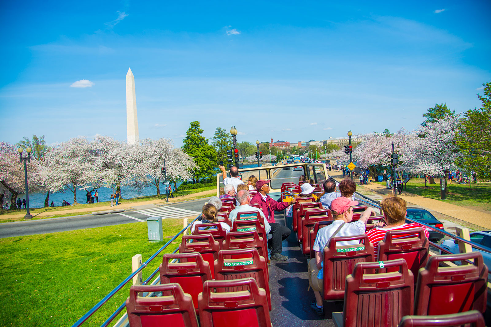 The Best Things to Do in Washington DC – Tourist Attractions Map Washington Dc