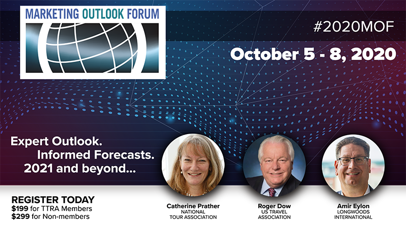 TTRA - Join Marketing Outlook Forum on Oct. 5-8