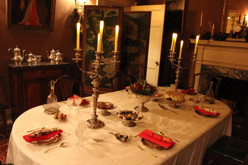 Tudor Place Historic House & Garden - Holiday Events in Washington, DC