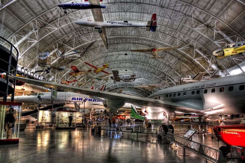 Guide To The Air Space Museums Steven F Udvar Hazy Center
