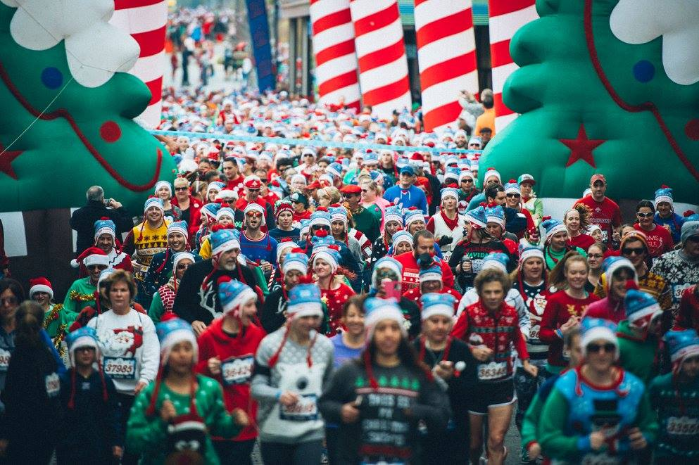 The Ugly Sweater Run - Organized Races Near Washington, DC