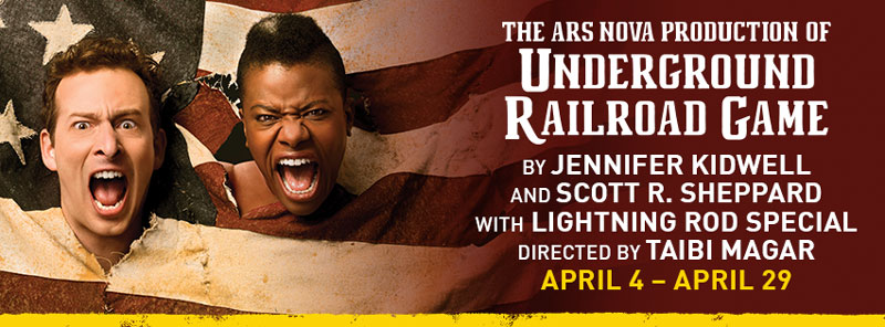 'Underground Railroad Game' at Woolly Mammoth Theatre Company - Performing Arts in Washington, DC