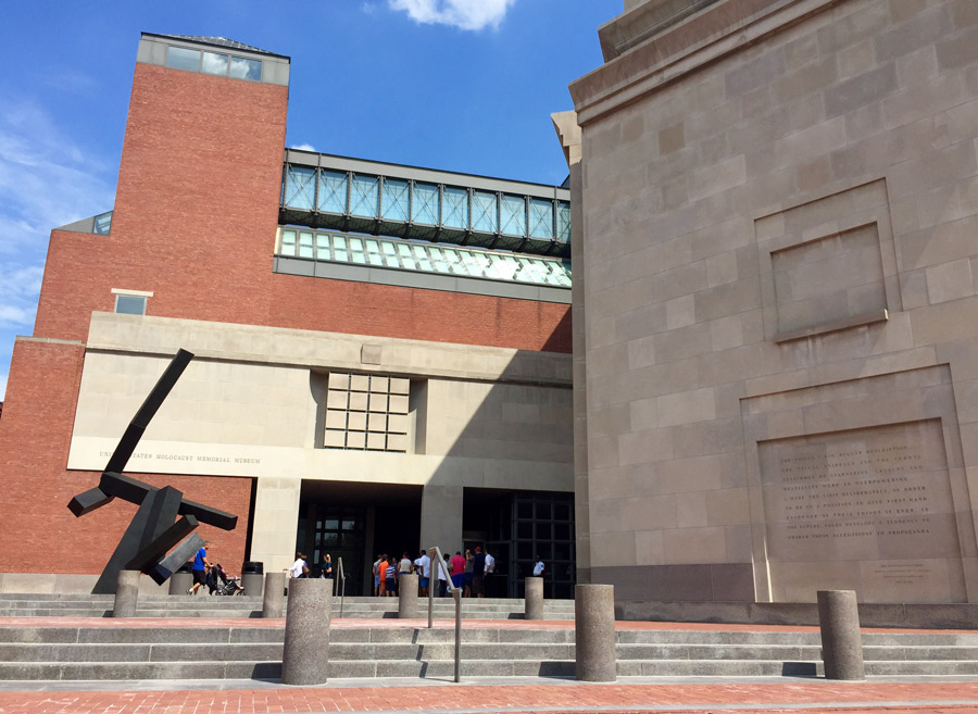 The United States Holocaust Memorial Museum | Washington.org