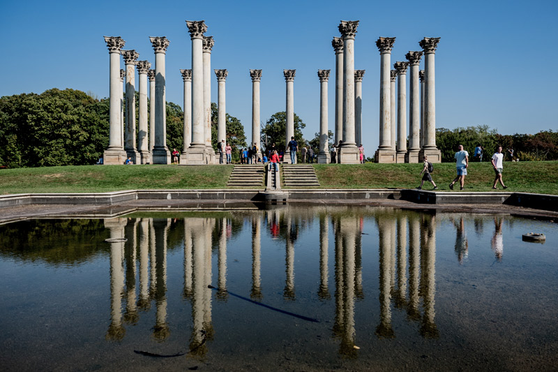 National Arboretum National Capitol Columns - Things to Do in Washington, DC