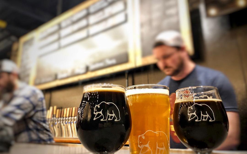 @vmiranda84 - Beers from Red Bear Brewing Co. in NoMa - The best breweries in Washington, DC