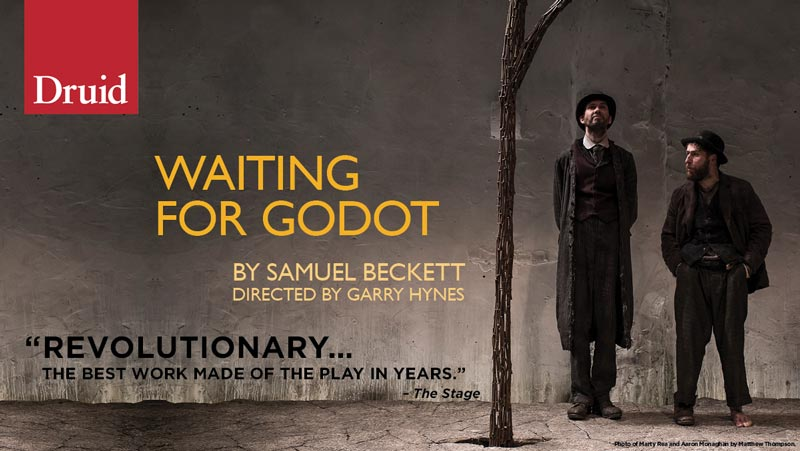 Waiting for Godot at the Shakespeare Theatre Company - Theater in Washington, DC