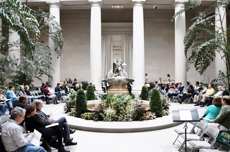 @wakakobayashi- Free concert at the National Gallery of Art - Free performing arts in Washington, DC