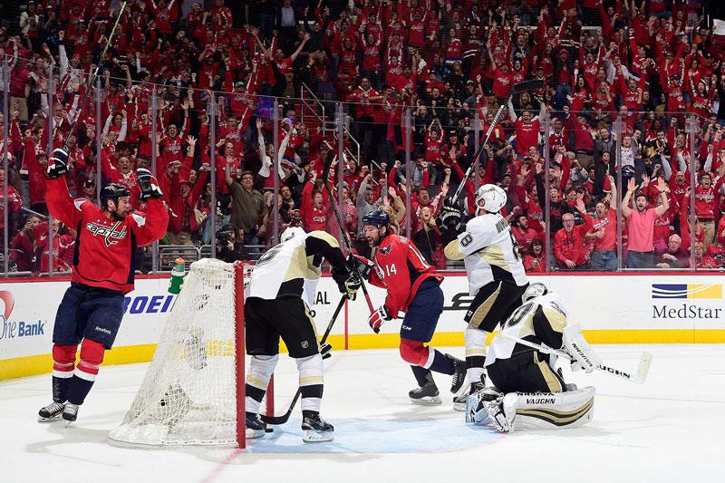 Washington Capitals - Hockey in Washington, DC