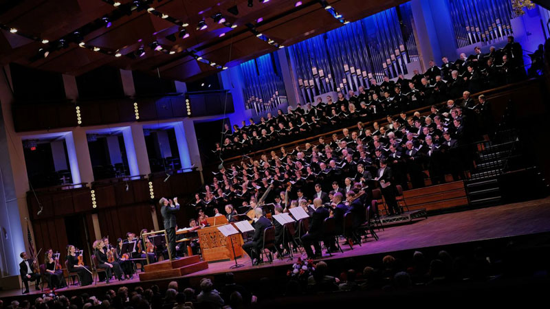 The Choral Arts Society of Washington presents 'Songs of the Season: Christmas with Choral Arts' in Washington, DC