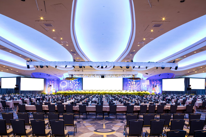 Washington Hilton International Ballroom - Large Hotel Ballrooms in Washington, DC