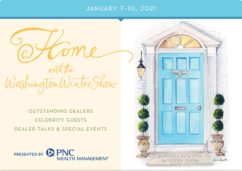 The Washington Antiques Show - The Washington Winter Show in January 2021