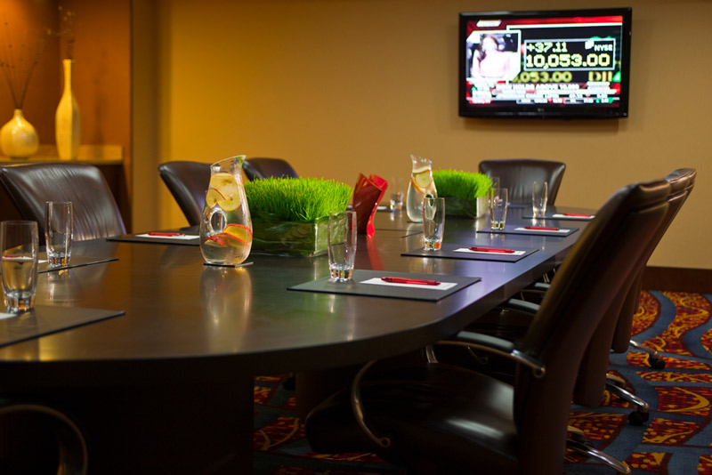 Washington Marriott at Metro Center - Boardroom space for small meetings in Washington DC