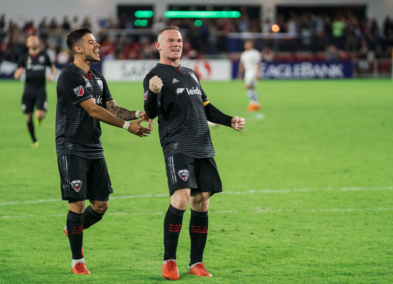 Can't-miss Washington, DC athletes and superstars - Wayne Rooney of D.C. United