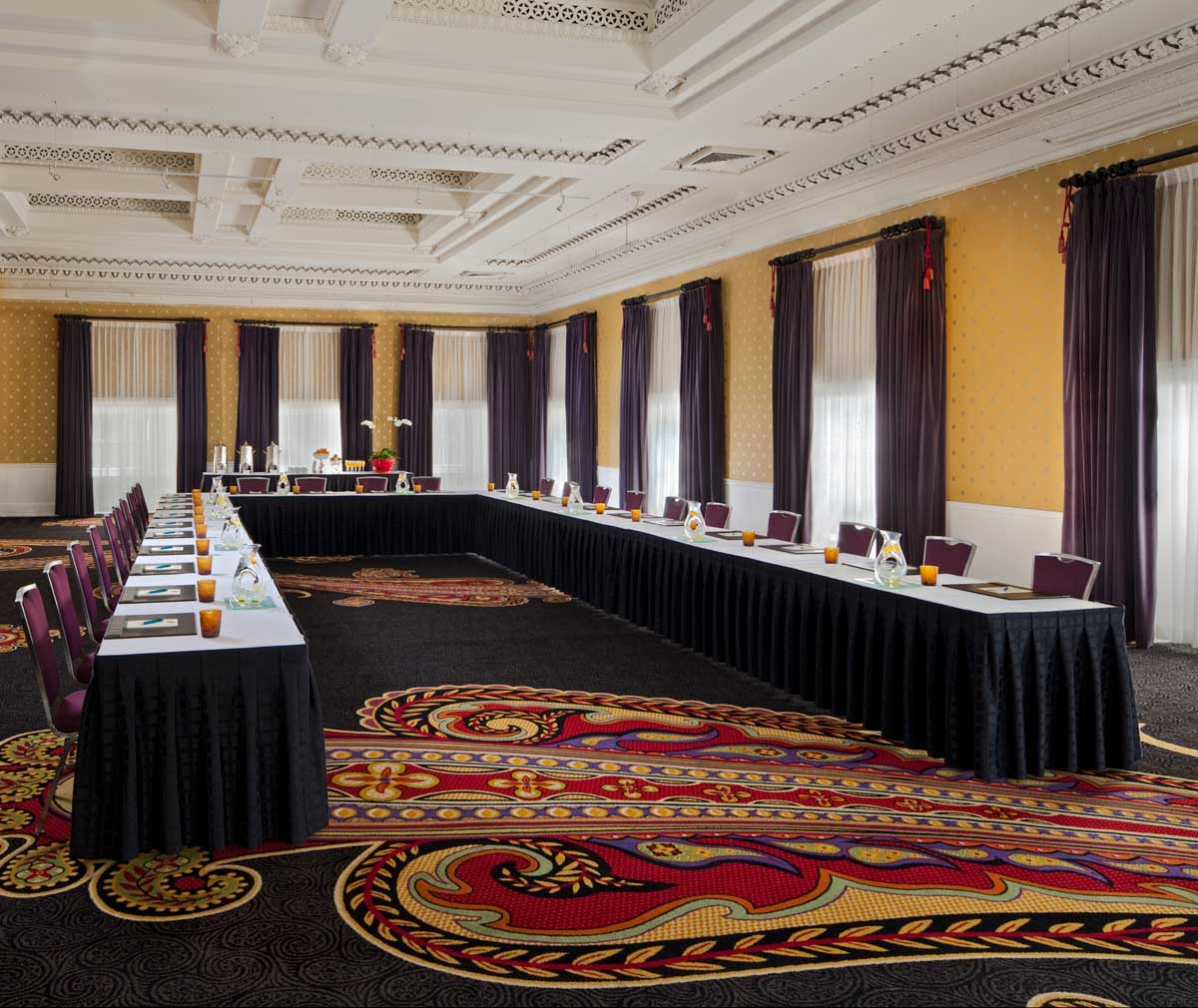 Kimpton Hotel Monaco Athens Meeting Room - Executive meeting space in Washington, DC