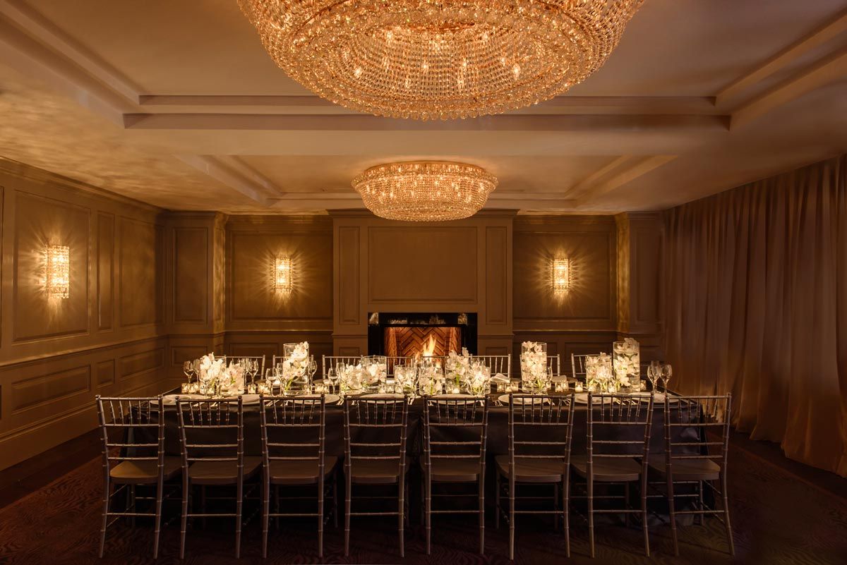 The Dupont Circle Hotel Foxhall Ballroom - Small Meeting Space in Washington DC