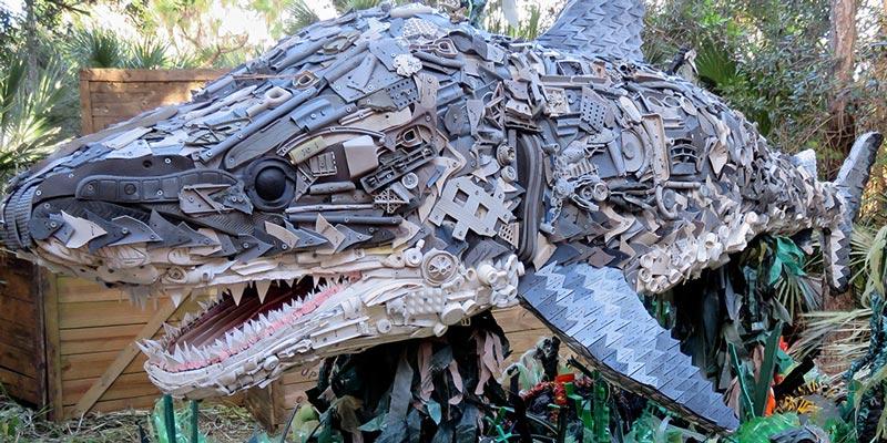 Smithsonian National Zoo - Washed Ashore
