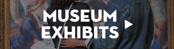 Things to Do This Month in Washington, DC - Museum Exhibits