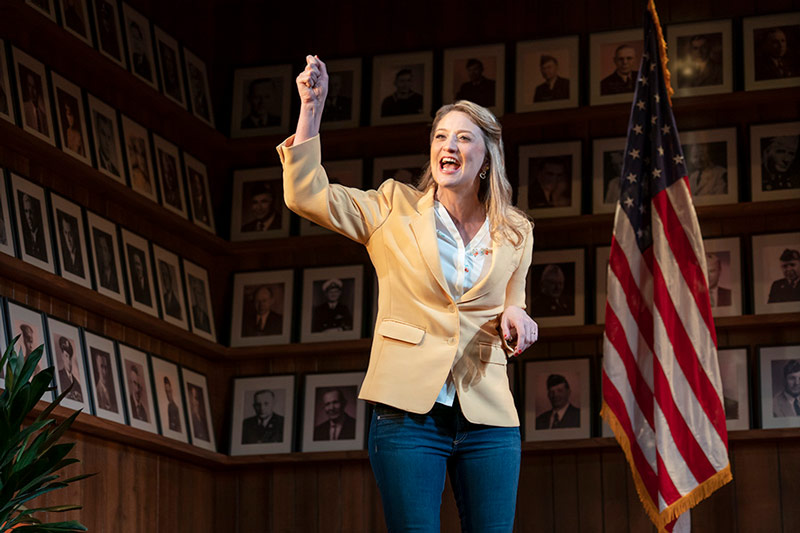 What the Constitution Means to Me at the Kennedy Center - September theater production in Washington, DC