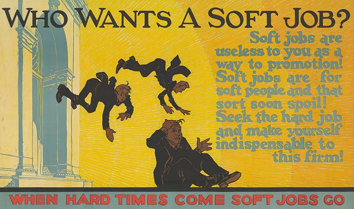 'Let's Get It Right: Work Incentive Posters of the 1920s' exhibit at the Smithsonian National Museum of American History - Free museum exhibit on the National Mall in Washington, DC
