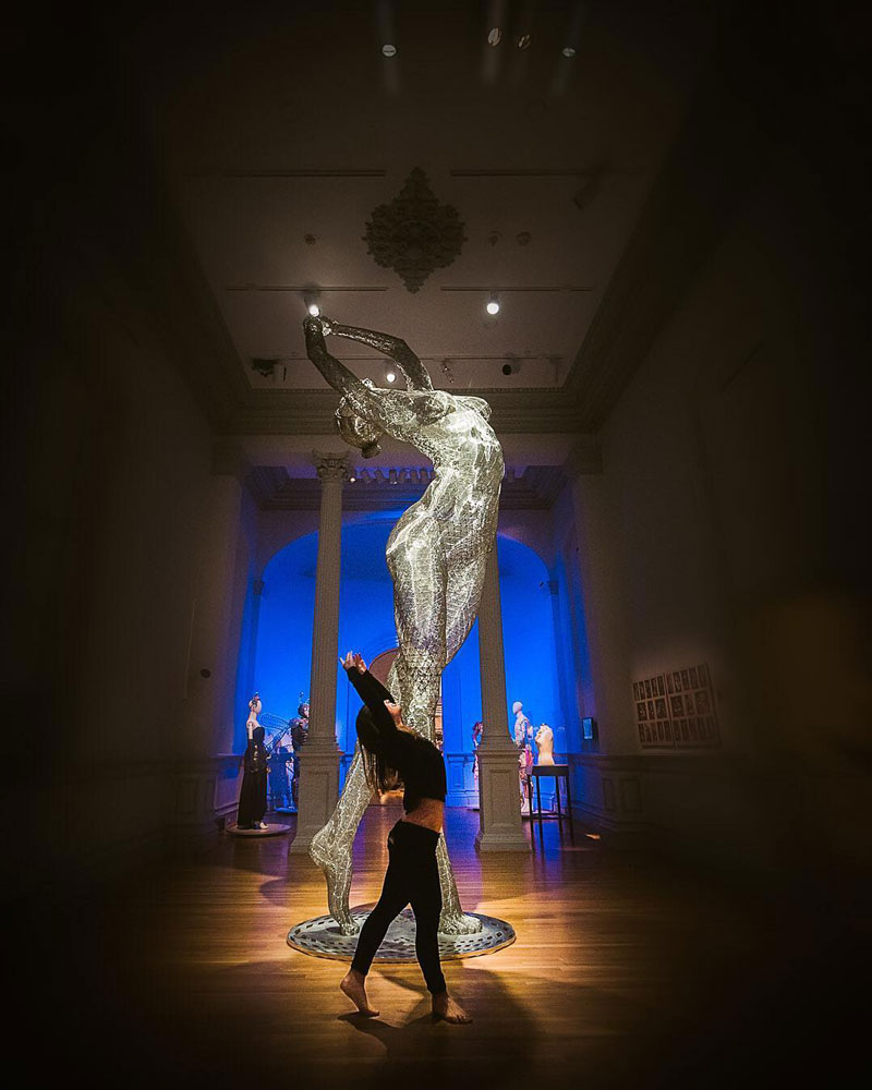 The Art of Burning Man at the Smithsonian Renwick Gallery - Free museum exhibit in Washington, DC