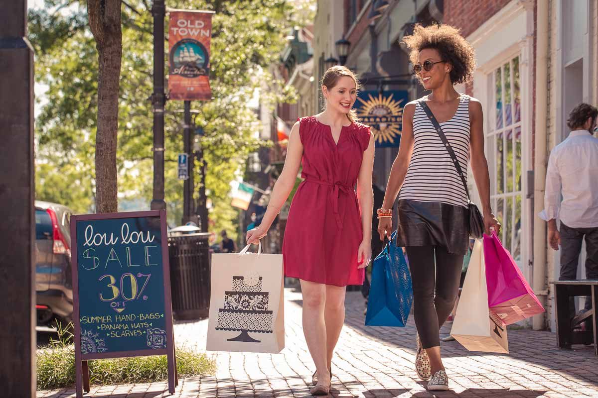 Shopping in Old Town Alexandria - Exciting Things to See and Do Along the Old Town Alexandria Waterfront