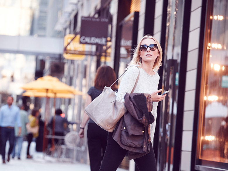 Shopping in CityCenterDC - Retail and dining destination in Downtown Washington, DC