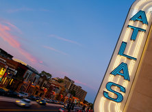 The Atlas Performing Arts Center - H Street NE - Washington, DC