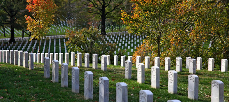 Pay Tribute at Arlington National Cemetery and the Women's Memorial