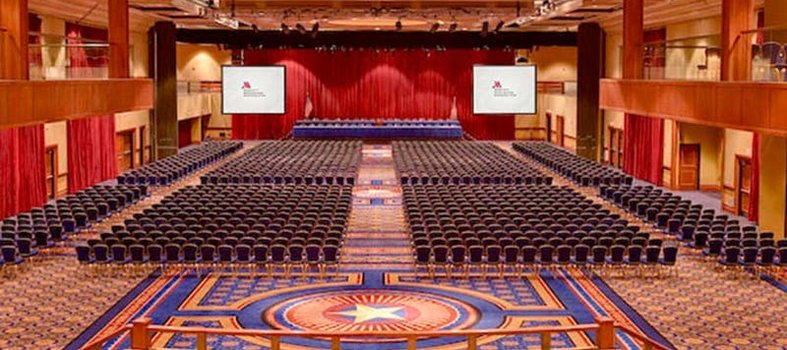 Washington Marriott Wardman Park — 28,584 Square Feet