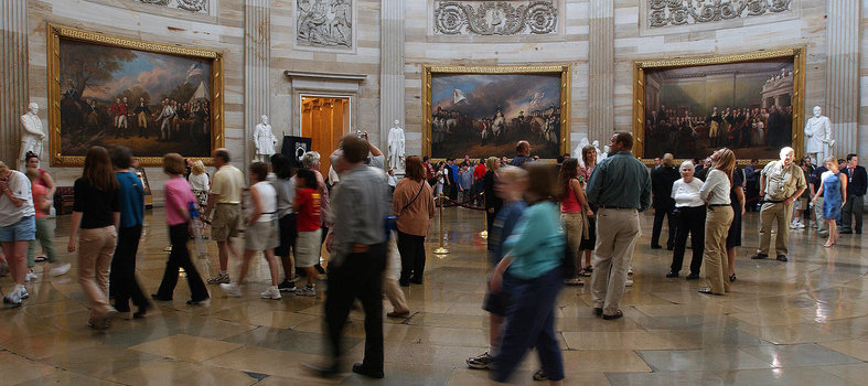 Walk the Halls of the U.S. Capitol